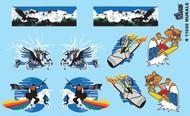 Gofer Racing  1/24-1/25 Murals GOF11060