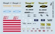 Gofer Racing  1/24-1/25 Grumpy Jenkins Nova Graphics GOF12000