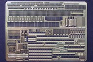 Nimitz (radars/rails/ladders/antennae, etc) #GMM35028