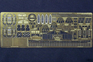 Gold Medal Models  1/350 Takao Gold Plus Details GMM35042A