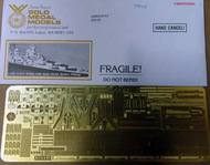 Gold Medal Models  1/426 USS Arizona Detail - Revell kit GMM42903