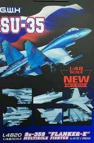 Sukhoi Su-35S Flanker E #GWHL4820