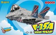 Lockheed-Martin F-35 Lightning II USAF/RAAF (Cartoon Series) #GWHGQ001