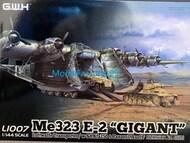 Messerschmitt Me-323E-2 'Gigant' with New Tooled Sd.Kfz250 & Sd.Kfz.121 Pz II Ausf.F #GWHL1007