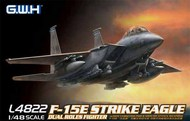 USAF F-15E Strike Eagle Dual Roles Fighter #GWHL4822
