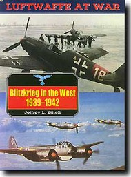 Greenhill Publications   N/A Collection - Blitzkrieg in the West 1939-42 GH2003