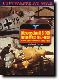 Greenhill Publications   N/A Collection - Bf.109 In the West, 1937-40 GH2005
