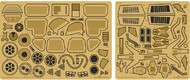 Green Strawberry  1/32 Battlestar Galactica Colonial Raptor Interior Detail Set for MOE (Photo-Etch) GSW4217