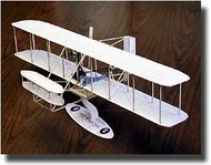 Guillows Wood Model  1/20 1903 Wright Flyer Balsa Plane GUI1202