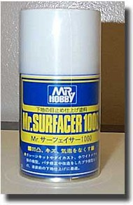 Gunze Sangyo  Gunze-Surfacer Mr. Surfacer 1000 Spray 100ml GUZB505
