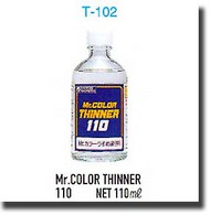Gunze Sangyo  Thinner Mr. Color Thinner 110 GUZT102
