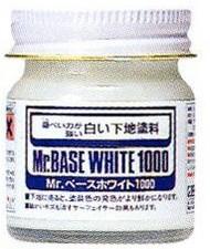 Mr. Base White 1000 #GUZ283