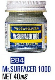 Gunze Sangyo  Gunze-Surfacer Mr. Surfacer 1000 GUZ284
