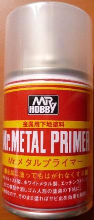 Gunze Sangyo  Primer Mr. Metal Primer 100ml (Spray) GUZ504