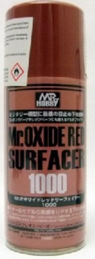 Gunze Sangyo  Gunze-Surfacer Mr. Oxide Red (Rust) Surfacer 1000 170ml (Spray) GUZ525