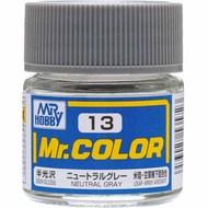 Simi-Gloss Neutral Gray 10ml 6 #GUZC13