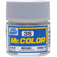 Mr Color Semi-Gloss IJN Gray #GUZC35