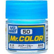 Gloss Clear Blue 10ml #GUZC50