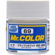 Gloss Off White 10ml #GUZC69