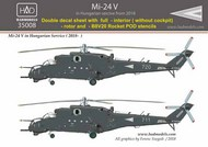 HAD Models  1/35 Mil Mi-24V in Hungarian Service with new NATO painting HUN35008