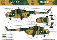 HAD Models  1/35 Mil Mi-17P in Hungarian service for Trumpeter kit HUN35010
