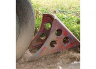 HAD Models  1/48 2 Wheel chocks for Soviet airplanes (the most popular type) [448004] HUN448004
