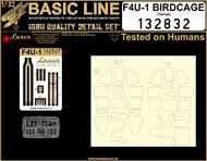 HGW Models  1/32 Vought F4U-1 Corsair Birdcage BASIC LINE - Pre-Order Item HGW132832