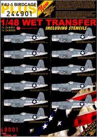 Vought F4U-1 BIRDCAGE #HGW244901