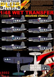 Vought F4U-1A Corsair VF-17 'Jolly Rogers' - Part 1 #HGW244902