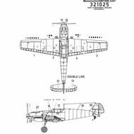 Messerschmitt Bf.109E-3/4/7 Riveting Set #HGW321025