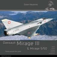 HMH-Publications   N/A Duke Hawkins: Dassault Mirage III/5/50 HMHDH013