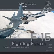 Duke Hawkins: Fighting Falcon F-16 #HMHP002