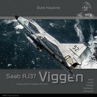 Duke Hawkins: Saab Viggen #HMHP007