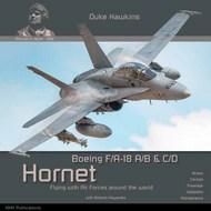 Duke Hawkins: Boeing F/A-18 Hornet #HMHP008