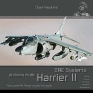 HMH-Publications   N/A Duke Hawkins: BAE Systems Harrier II & Boeing AV-8B Harrier II (Plus) HMHP011