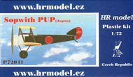 HR Model  1/72 Sopwith Pup Japan (3 schemes) HRP72041
