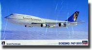Hasegawa  1/200 Boeing Boeing 747 Ansett Australia HSG10118