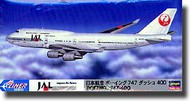 Hasegawa  1/400 JAL Boeing 747-400 HSG10401