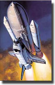 Hasegawa  1/200 Space Shuttle Orbiter w/Boosters HSG10729