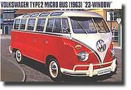 '63 VW Micro Bus 23 Window #HSG21210