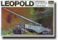 Hasegawa  1/72 German Railroad Gun (Leopold) HSG31028