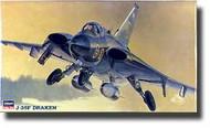 Saab J35f Draken #HSG51401