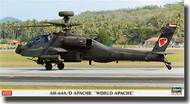 Hasegawa  1/48 AH-64A/D World Apache Attack Helicopter (Ltd Edition) HSG09938