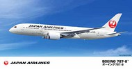 Hasegawa  1/200 B787-8 JAL Commercial Japan Airliner HSG10717