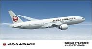 Hasegawa  1/200 B-777-200ER Japan Airlines Commercial Airliner - Pre-Order Item HSG10801