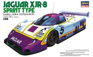 Hasegawa  1/24 Jaguar XJR8 Sprint-Type Race Car (Ltd Edition) (D)<!-- _Disc_ --> HSG20281
