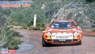 Hasegawa  1/24 Lancia Stratos HF Chardnnet 1975 Rally Race Car (Ltd Edition) (D)<!-- _Disc_ --> HSG20282