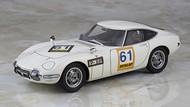 Hasegawa  1/24 Toyota 2000GT 1967 Suzuka 500km Winner Race Car (Ltd Edition) - Pre-Order Item HSG20327