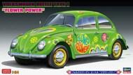 Hasegawa  1/24 VW Beetle Type 1 Flower Power Car (Ltd Edition) HSG20488
