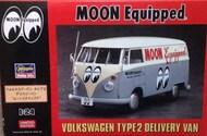 Hasegawa  1/24 VW Type 2 Micro Bus Moon Equipped Delivery Van (Ltd Edition) - Pre-Order Item HSG20524